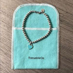 Tiffany & Co. Return to Tiffany Bead Bracelet